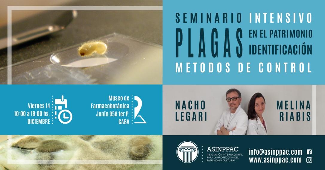 Flyer Promo Seminario Intensivo Plagas Facebook (1)