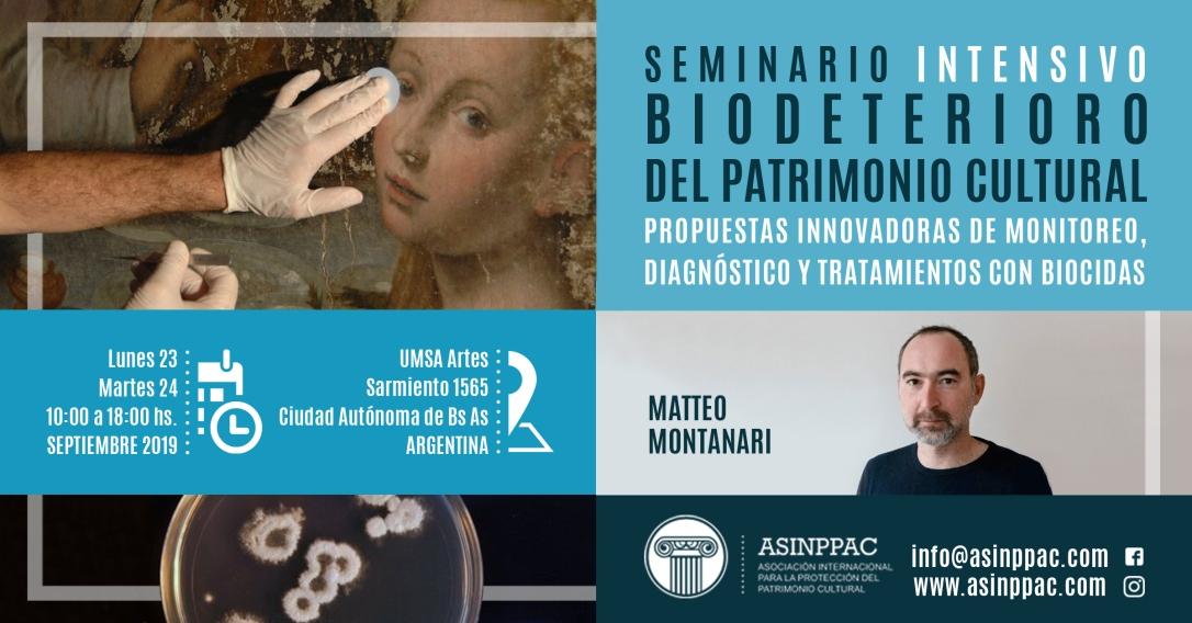 Flyer Promo Seminario MM 2019